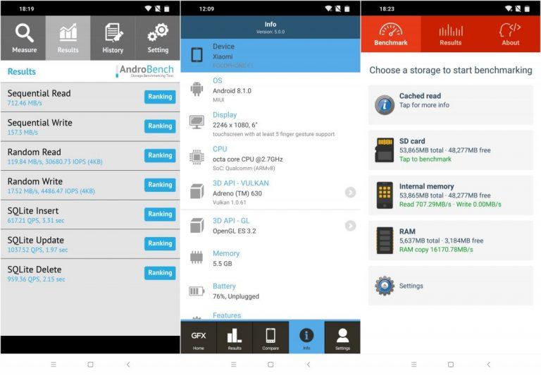 Xiaomi Pocophone F1 telefon teszt 13