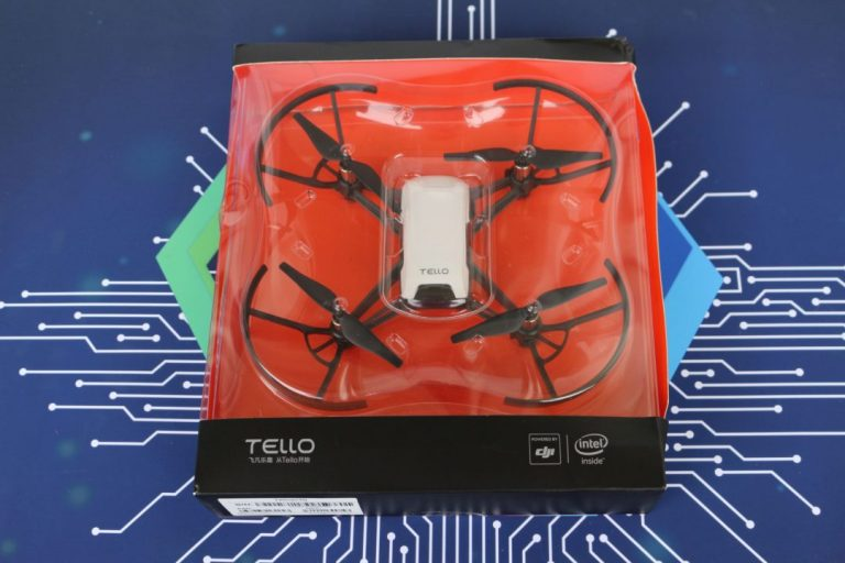 DJI Tello és Xiaomi MITU drónok tesztje 4