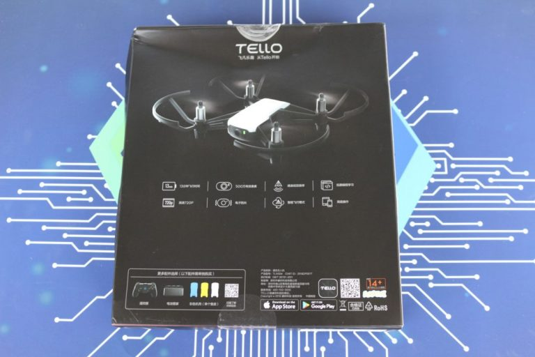 DJI Tello és Xiaomi MITU drónok tesztje 5