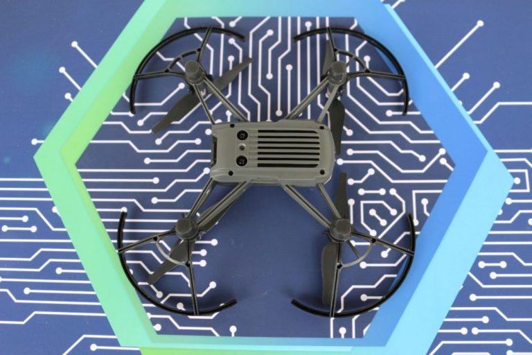 DJI Tello és Xiaomi MITU drónok tesztje 11