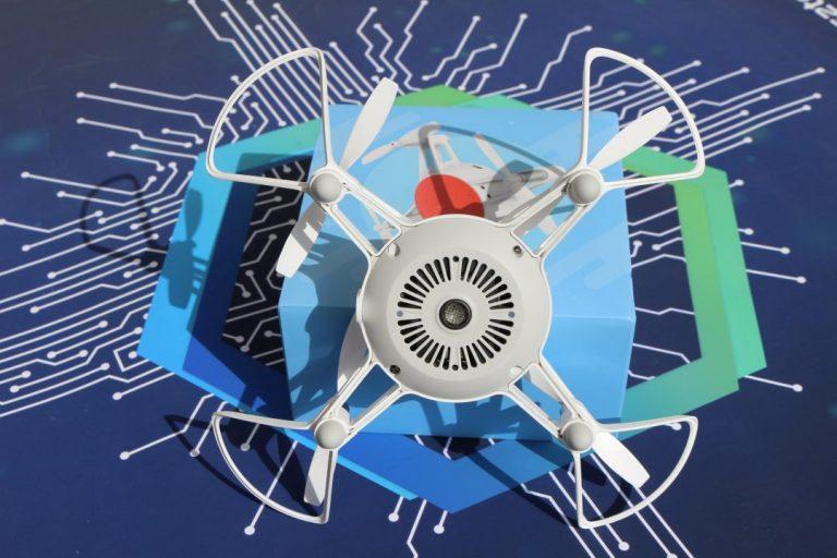 DJI Tello és Xiaomi MITU drónok tesztje 9