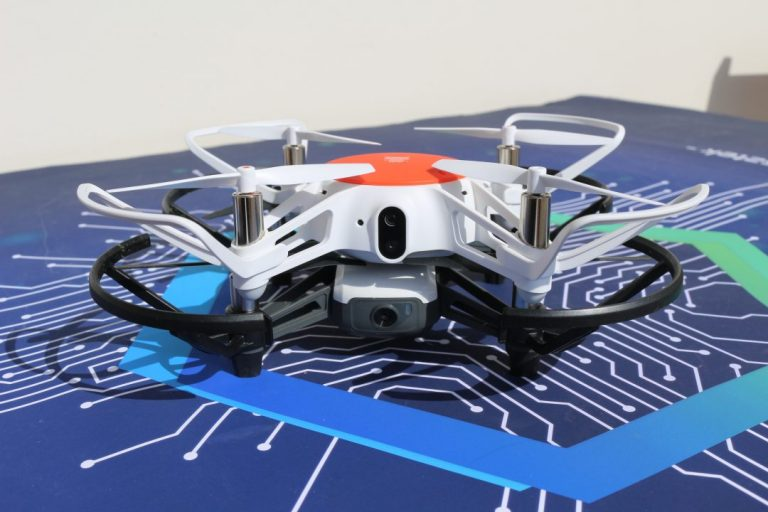 DJI Tello és Xiaomi MITU drónok tesztje 7