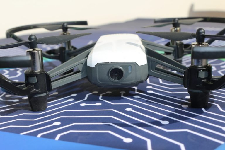 DJI Tello és Xiaomi MITU drónok tesztje 27