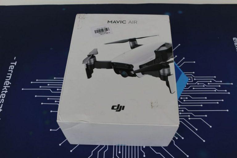 DJI Mavic Air drón teszt 7
