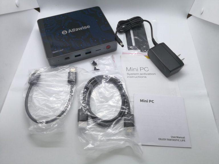 Alfawise T1 mini PC teszt 5