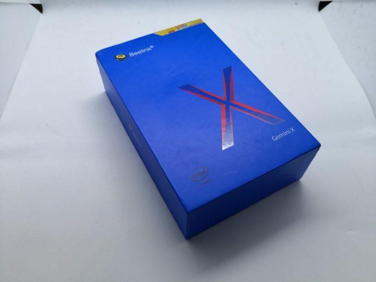Beelink Gemini X45 mini PC teszt 2