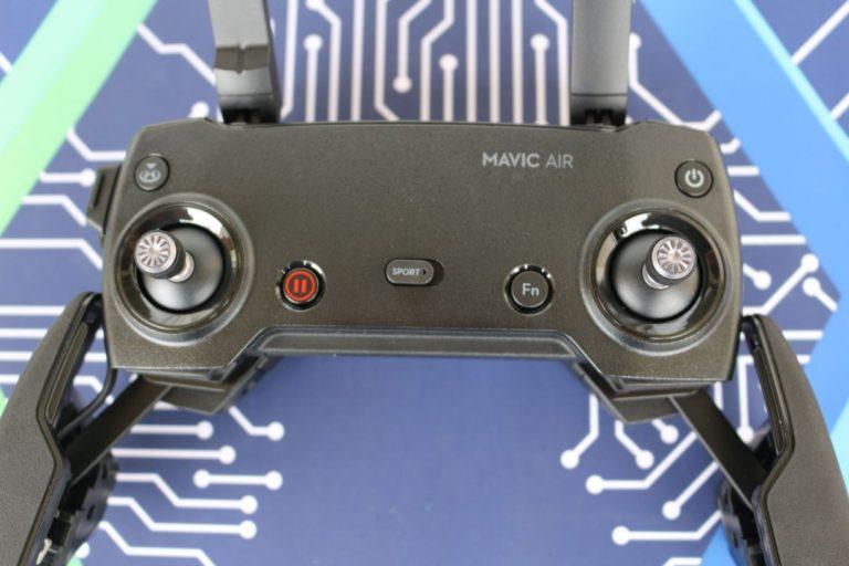 DJI Mavic Air drón teszt 18