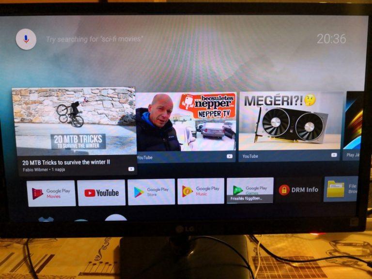 Mecool M8S TV Box teszt 3