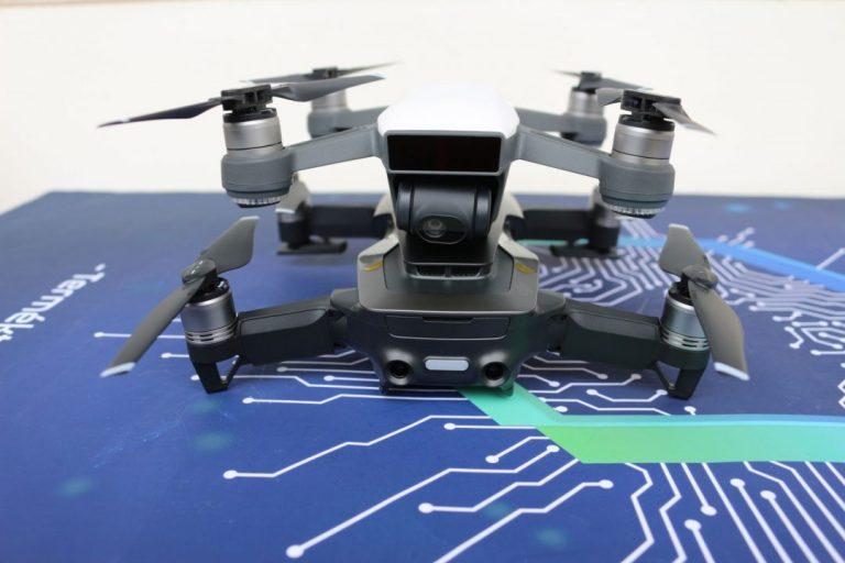 DJI Mavic Air drón teszt 5