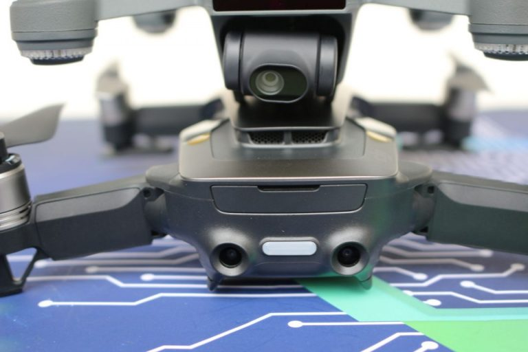 DJI Mavic Air drón teszt 4