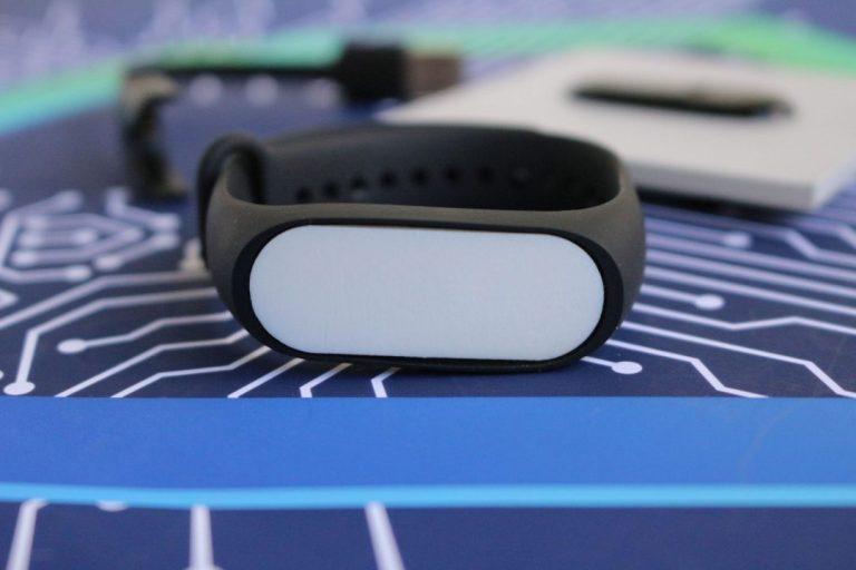 Xiaomi Mi Band 3 okoskarkötő teszt 11