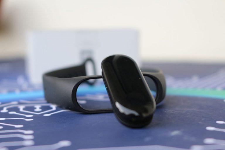 Xiaomi Mi Band 3 okoskarkötő teszt 13