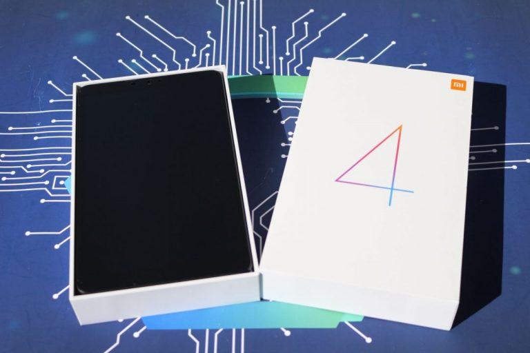 Xiaomi Mi Pad 4 tablet teszt 3