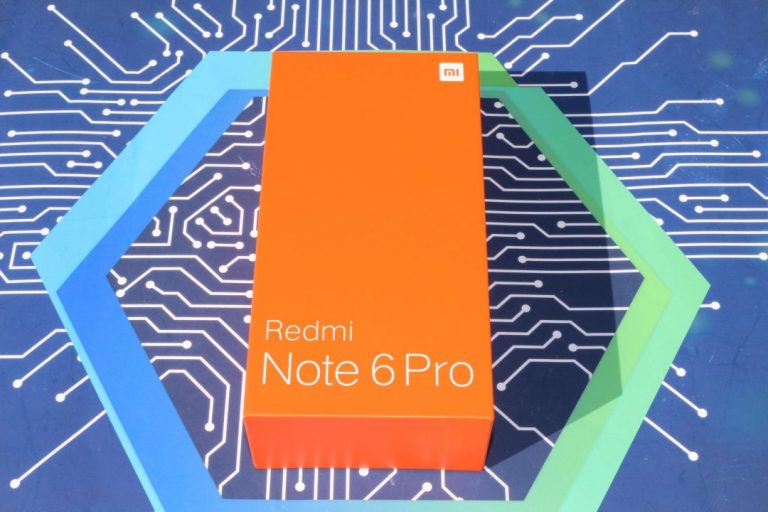 Xiaomi Redmi Note 6 Pro okostelefon teszt 2