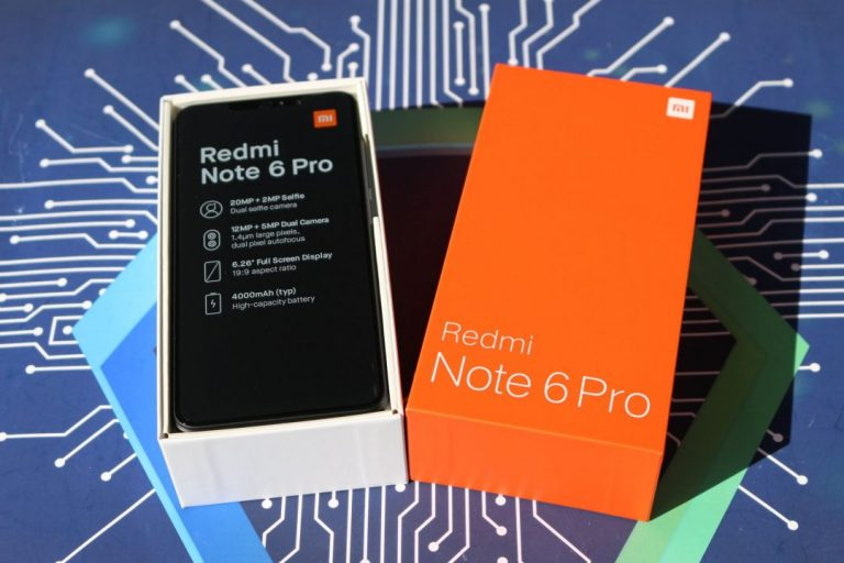Xiaomi Redmi Note 6 Pro okostelefon teszt 3