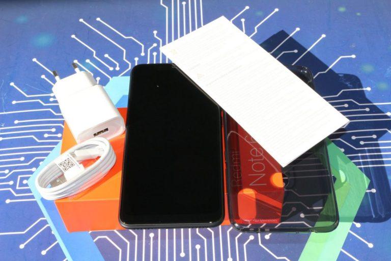 Xiaomi Redmi Note 6 Pro okostelefon teszt 4