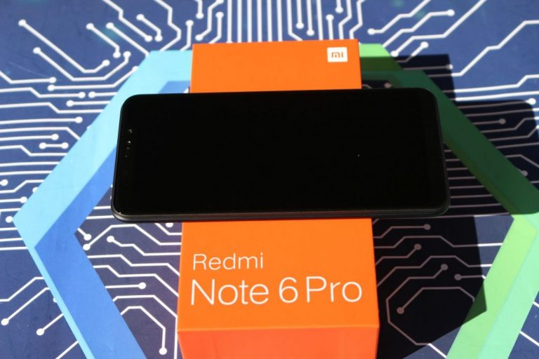 Xiaomi Redmi Note 6 Pro okostelefon teszt 5