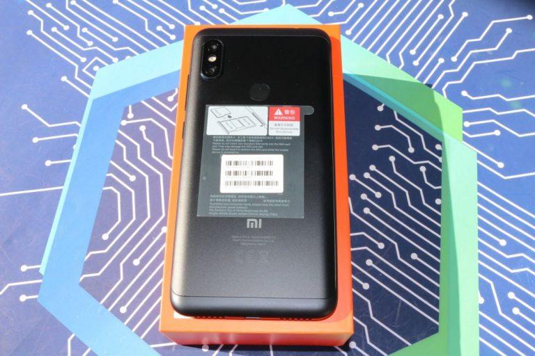 Xiaomi Redmi Note 6 Pro okostelefon teszt 10