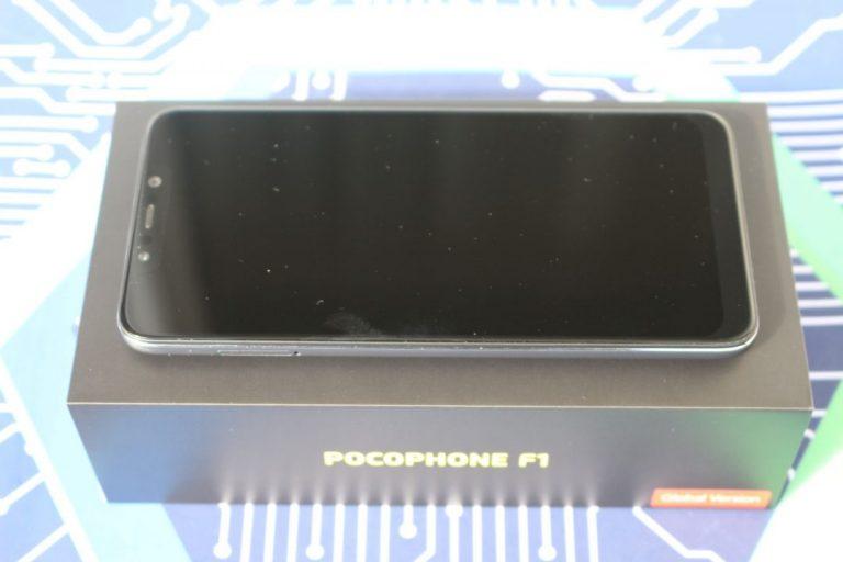Xiaomi Pocophone F1 telefon teszt 4