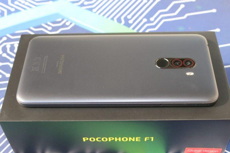 Xiaomi Pocophone F1 telefon teszt 8