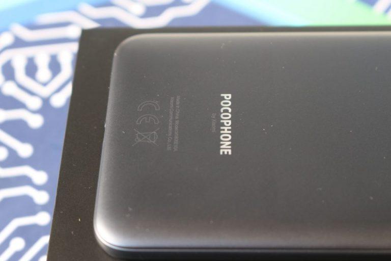 Xiaomi Pocophone F1 telefon teszt 7