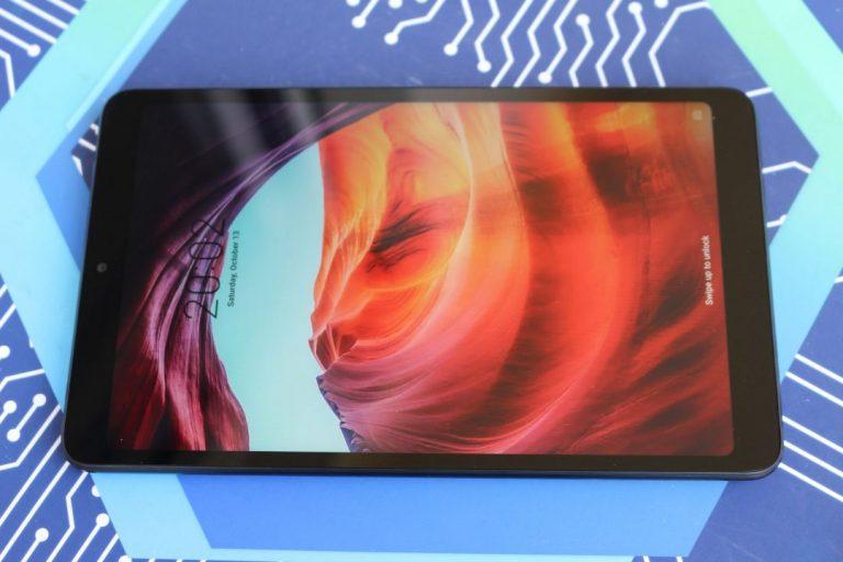 Xiaomi Mi Pad 4 tablet teszt 12