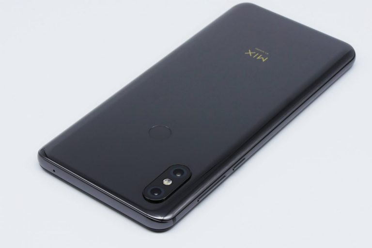 Xiaomi Mi Mix 3 okostelefon teszt 9
