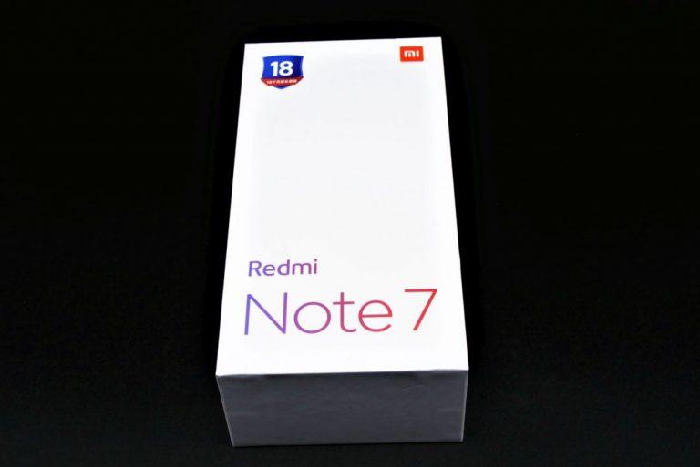 Redmi Note 7 okostelefon teszt 2