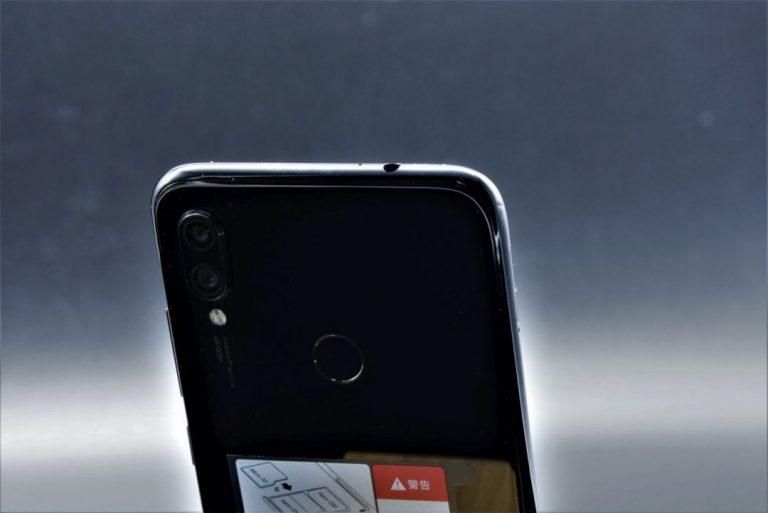 Redmi Note 7 okostelefon teszt 8