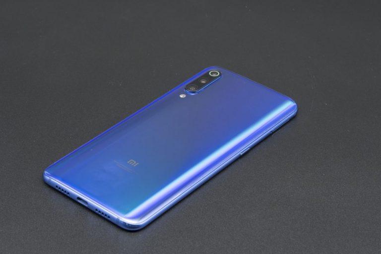 Xiaomi Mi 9 okostelefon teszt 9