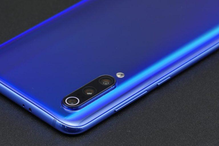 Xiaomi Mi 9 okostelefon teszt 5