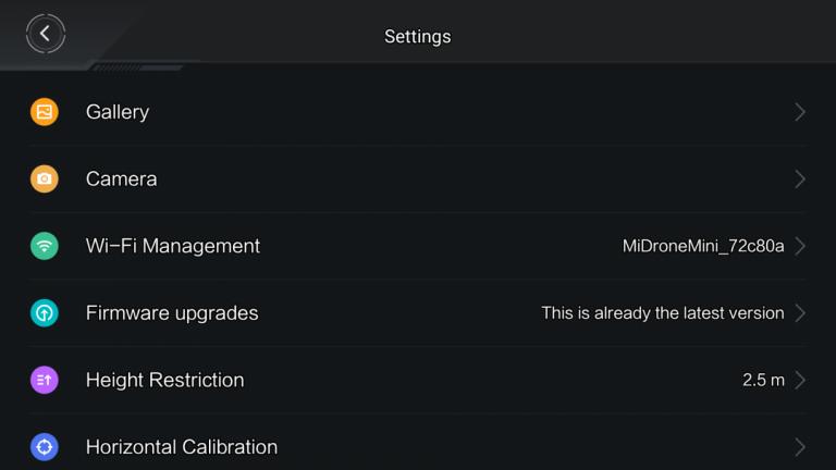 DJI Tello és Xiaomi MITU drónok tesztje 16
