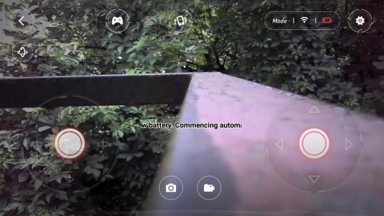 DJI Tello és Xiaomi MITU drónok tesztje 14