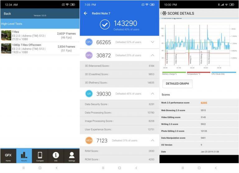 Redmi Note 7 okostelefon teszt 15