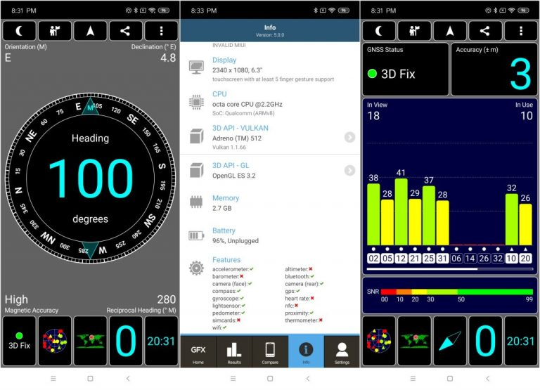 Redmi Note 7 okostelefon teszt 17