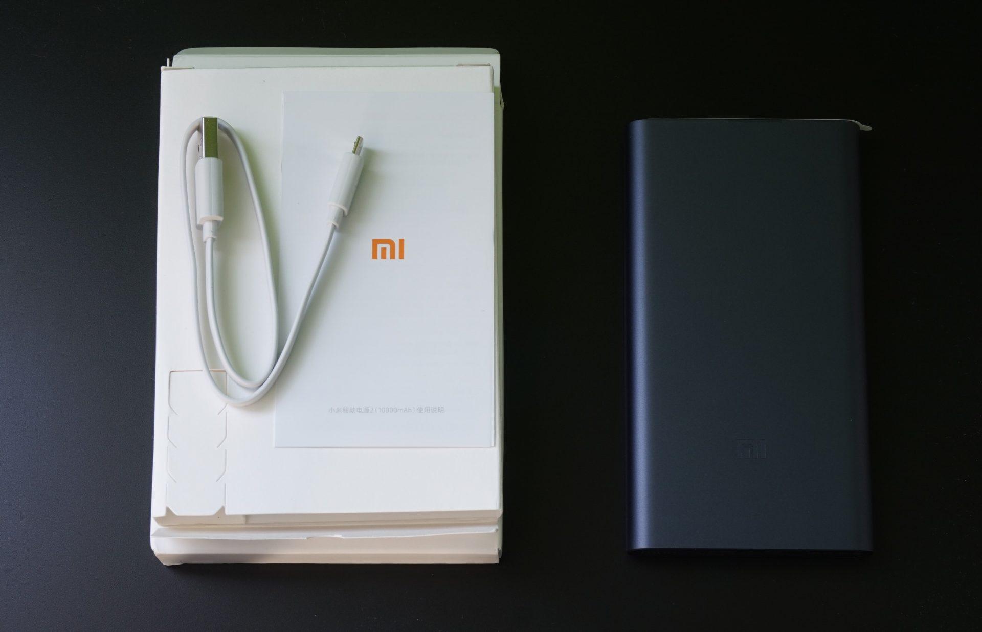 Xiaomi Power Bank 2 (10.000 mAh) teszt 2