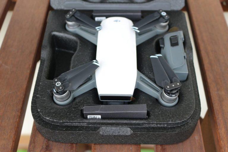 DJI Spark drón teszt 8