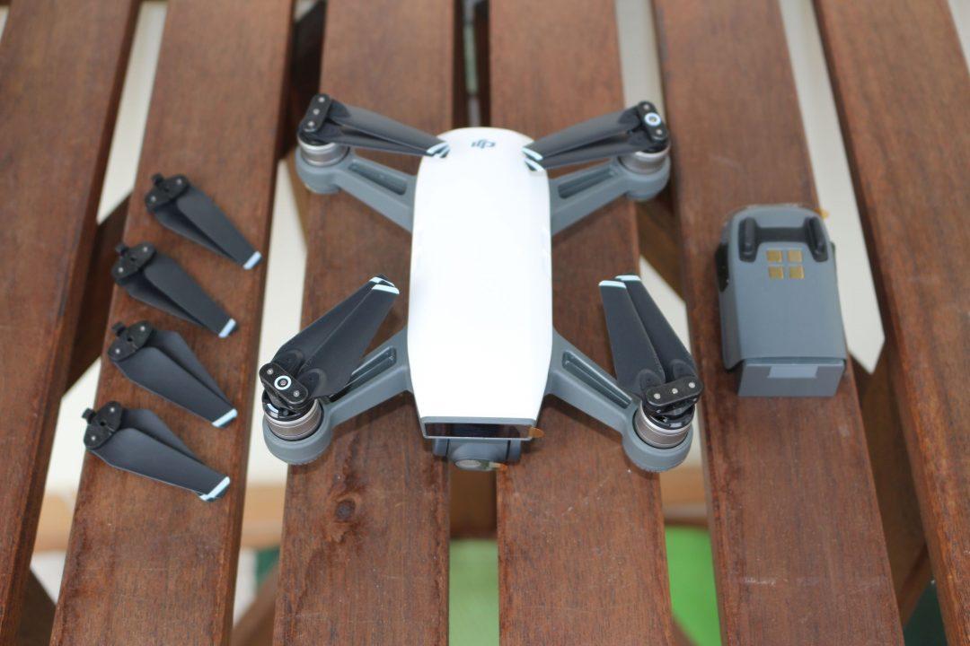 DJI Spark drón teszt 9