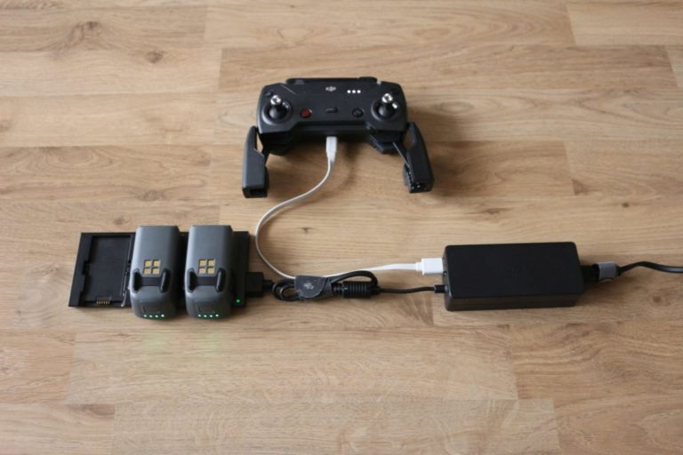 DJI Spark drón teszt 10