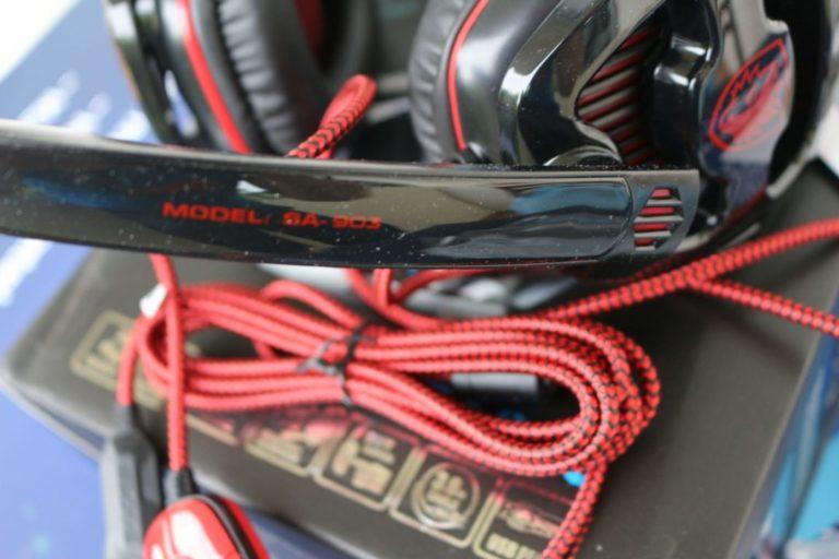 Sades SA-903 fejhallgató teszt 7