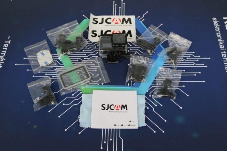 SJCAM SJ8 Plus akciókamera teszt 13