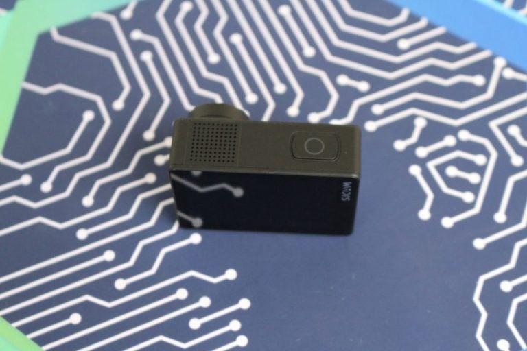 SJCAM SJ8 Plus akciókamera teszt 9