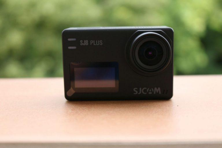 SJCAM SJ8 Plus akciókamera teszt 8