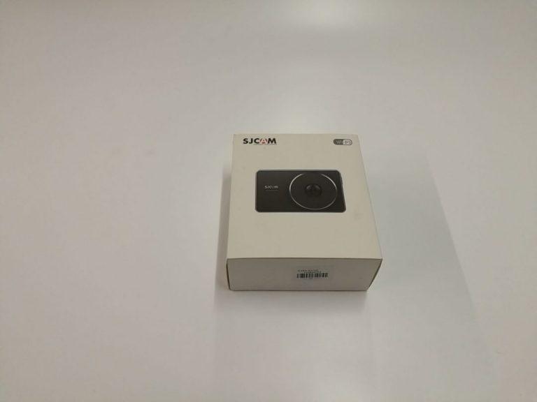 SJCAM SJ DASH M30 kamera teszt 2