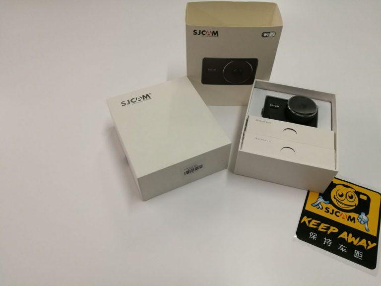 SJCAM SJ DASH M30 kamera teszt 3