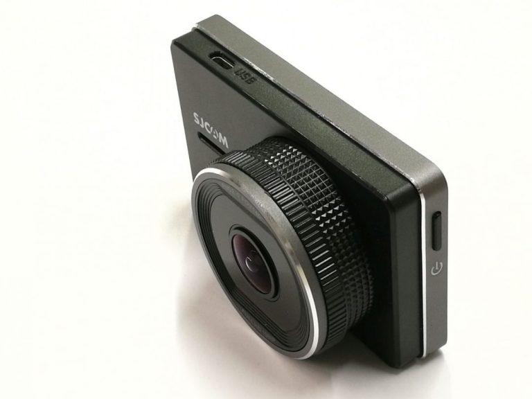 SJCAM SJ DASH M30 kamera teszt 6