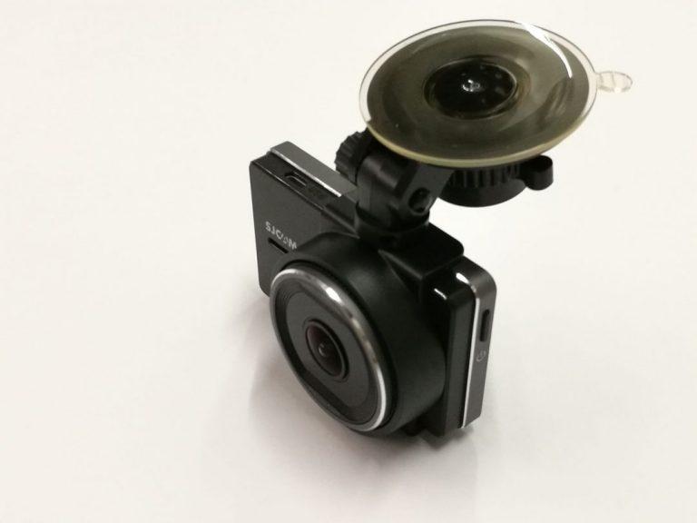 SJCAM SJ DASH M30 kamera teszt 8