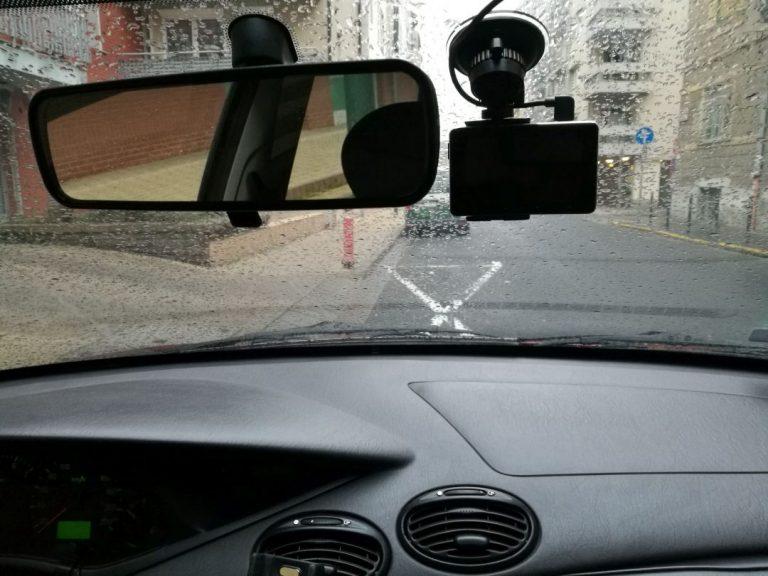 SJCAM SJ DASH M30 kamera teszt 10