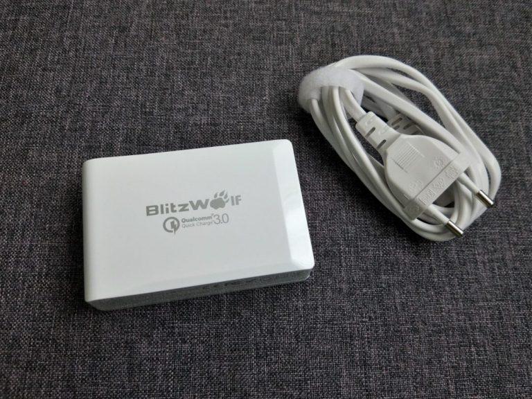 BlitzWolf BW-S7 hálózati töltő tesztje 4