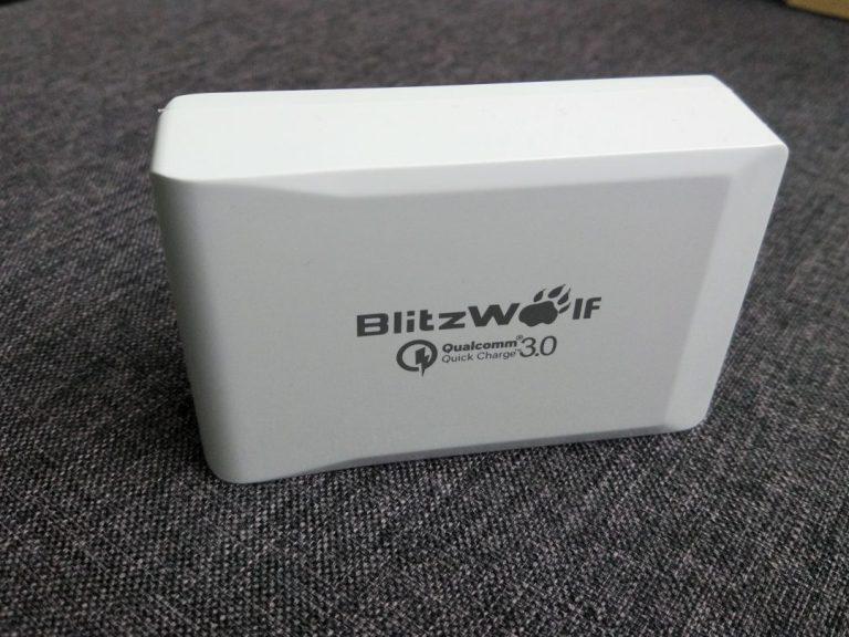 BlitzWolf BW-S7 hálózati töltő tesztje 5